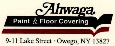 Ahwaga Paint and Floor Covering LOGO